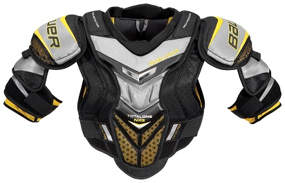 Bauer Supreme TotalONE Shoulder Pads