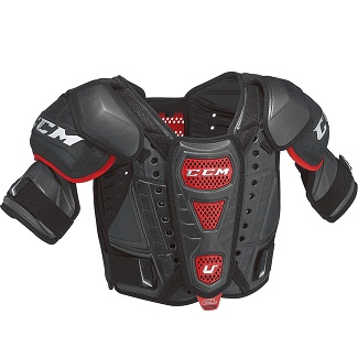 CCM Crazy Lite Shoulder Pads