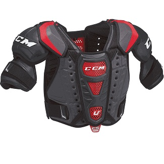 CCM Crazy Strong Shoulder Pads