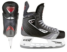 CCM U+ Crazy Light Hockey skates