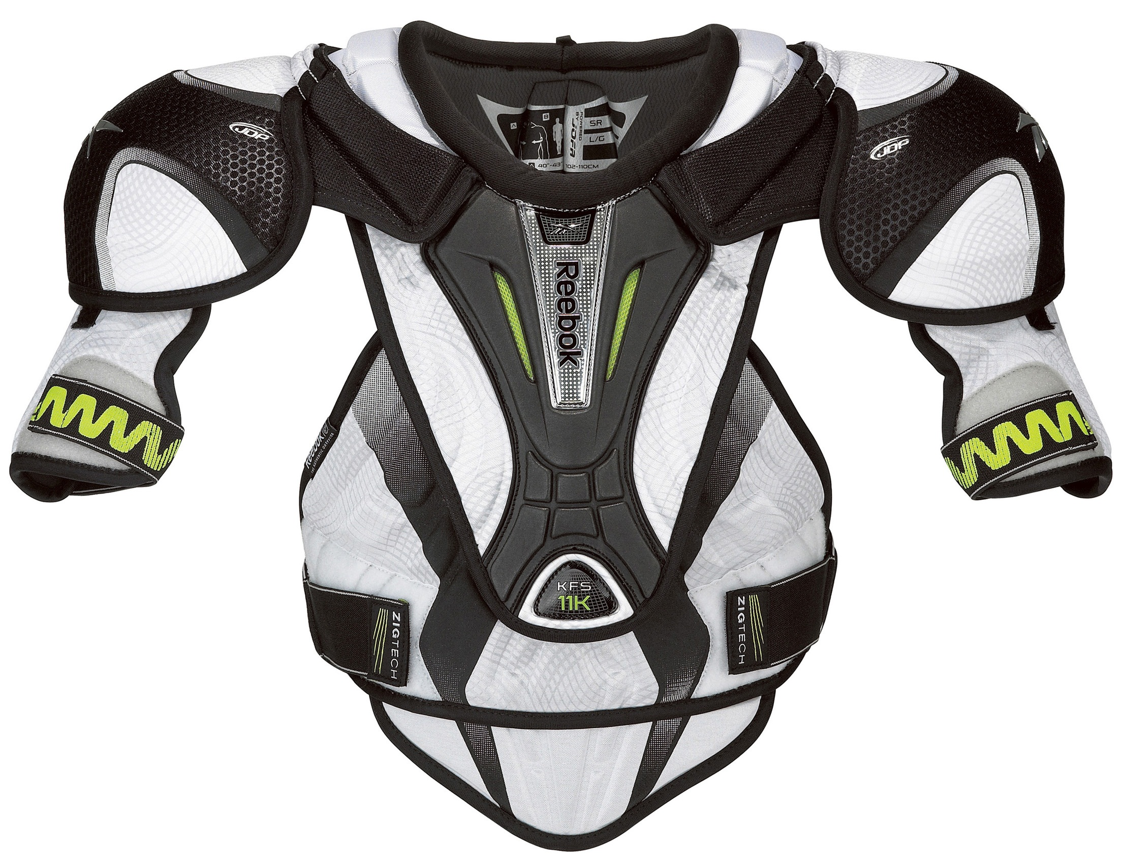 RBK 11K Shoulder Pads